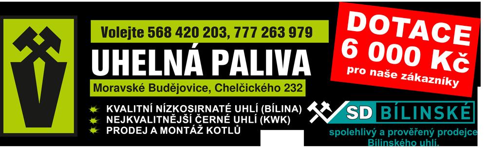 Uhelná paliva Veverka – Moravské Budějovice